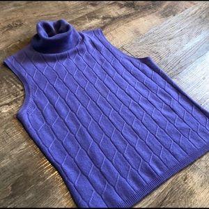 Sweaters - Cashmere Turtleneck